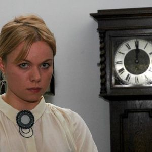 Tijana Kondic acting Virginia Woolf